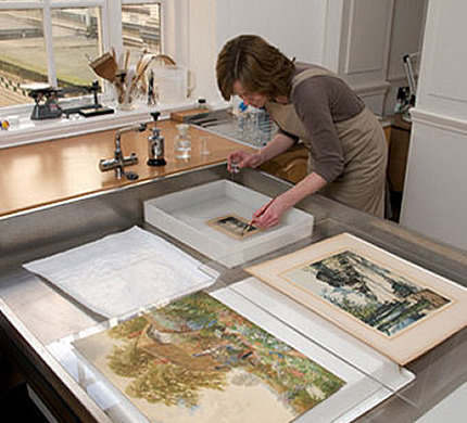 restoring-of-paper-and-paintings